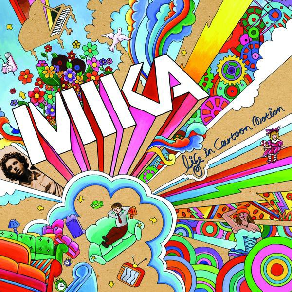 mikas life in cartoon motion album Known as mika studio albums l'orchestre mika is ready to present his dynamic and unashamedly personal debut album life in cartoon motion.